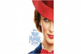 O Regresso de Mary Poppins 2018